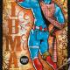 Captain RibMan Promotional Postcard