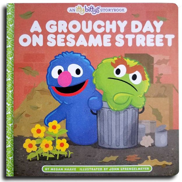 Sesame Street / Hallmark Itty Bitty