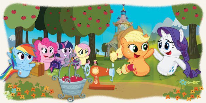 Itty Bitty My Little Pony