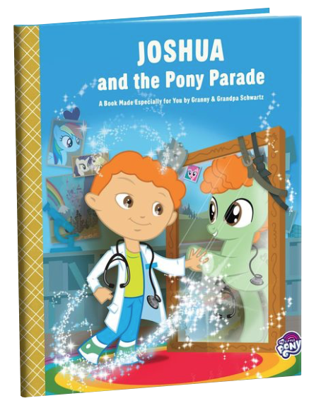 My Little Pony Book