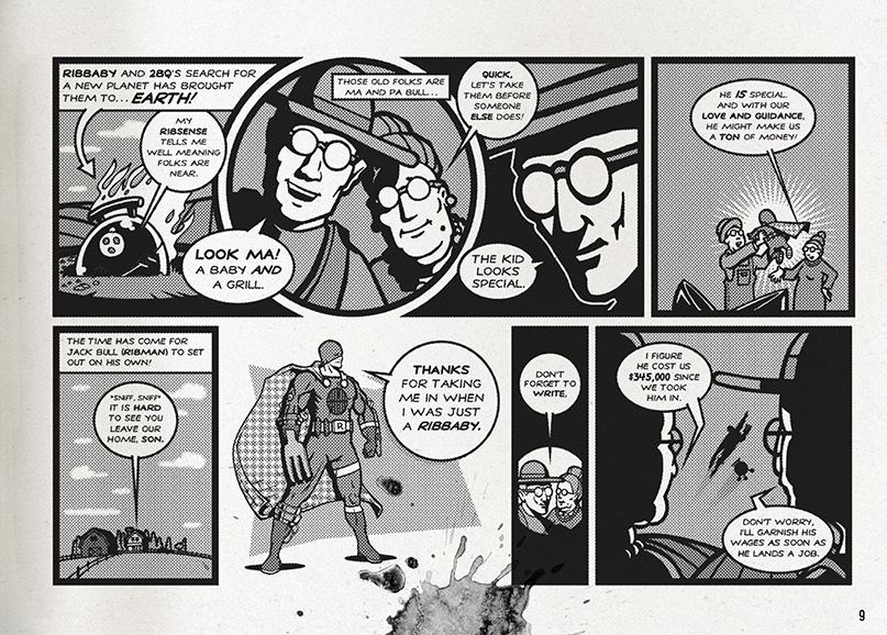 Captain RibMan's MASSIVE DUMP - Captain RibMan / John