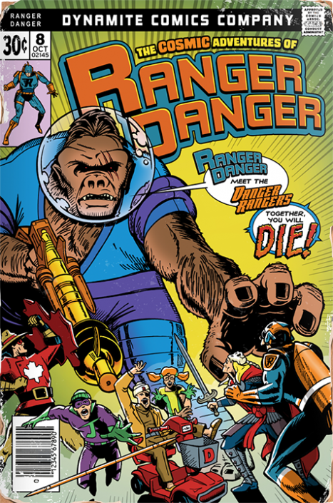 Ranger Danger #8, 1975