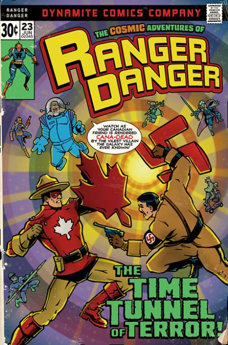 Ranger Danger #23, 1977