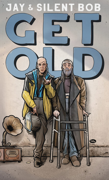 Jay & Silent Bob GET OLD Poster