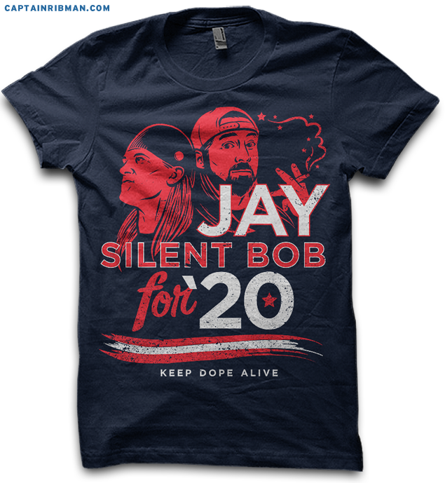 Jay & Silent Bob for'20