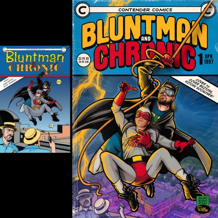 Bluntman & Chronic #1