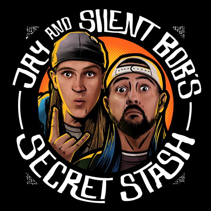 Jay & Silent Bob's Secret Stash - Logo