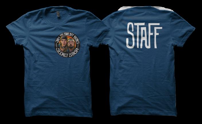 Jay & Silent Bob's Secret Stash - Staff Shirt
