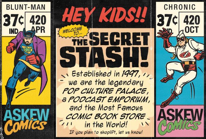 Jay & Silent Bob's Secret Stash - Storefront Image
