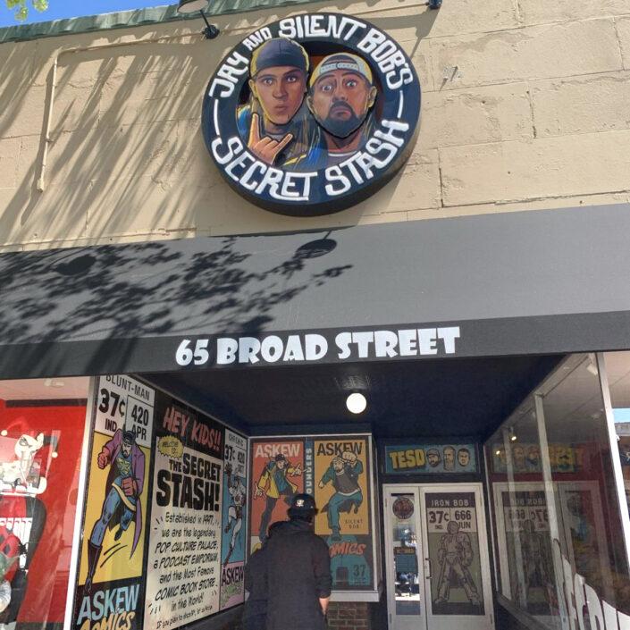 Jay & Silent Bob's Secret Stash - Storefront